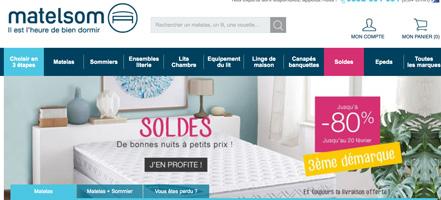 Acheter un Matelas en ligne vraiment pas cher